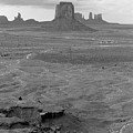 Monument Valley Afternoon by Troy Montemayor