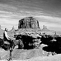 Monument Valley: Butte by Granger