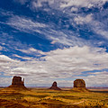 Monument Valley by Ches Black