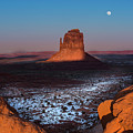Monument Valley by Larry Marshall