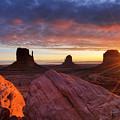 Monument Valley by Lorenzo Marotti Campi