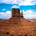 Monument Valley Monolith by Tom Zukauskas
