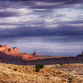 Monument Valley Morning by Priscilla Burgers