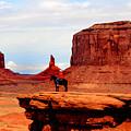 Monument Valley by Tom Prendergast