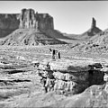 Monument Valley by Toula Mavridou-Messer