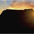 Monument Valley, Utah, Sunrise by A Gurmankin
