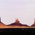 Monumental Shadows by Cathy Franklin