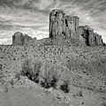 Monumentvalley 33 by Ingrid Smith-Johnsen