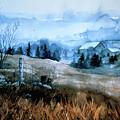 Moody Valley by Hanne Lore Koehler