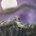 Moon Captured by Kristie Ferrick