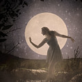 Moon Dance 001 by Clayton Bastiani