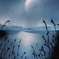 Moon Fog by Nandor Molnar
