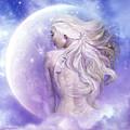 Moon Goddess by Carol Cavalaris