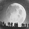 Moon - Id 16236-105000-9534 by S Lurk