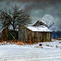 Moon Light Barn by Mary Timman