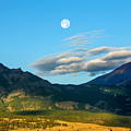 Moon Over Electric Mountain by Todd Klassy