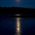 Moon Over Saari-soljanen 1 by Jouko Lehto