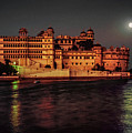 Moon Over Udaipur by Steve Harrington