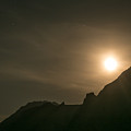 Moon Rising by John Wadleigh