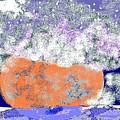 Moon Sinks Into Ocean by Beebe  Barksdale-Bruner