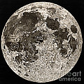 Moon Surface By John Russell by Wellcome Images