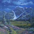 Moondance Meadows by Heather Coen