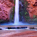 Mooney Falls by Martin Massari