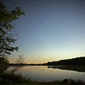 Starlight Over Susan Lake by LuAnn Griffin