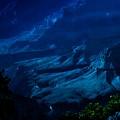 Moonlight At Grand Canyon by Dr Bob Johnston