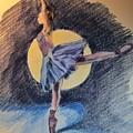 Moonlight Ballerina by James Henderson