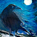 Moonlight Crow by Katt Yanda
