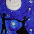 Moonlight Dance by Helen Krummenacker