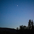 Moonlight Mirage Methow Valley Landscapes By Omashte by Omaste Witkowski