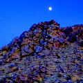 Moonlight Over Peggy's Mountain by Randall Weidner