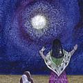 Moonlight Prayer by Lynda Hoffman-Snodgrass