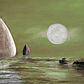 Moonlight Sailnata 2 by Ken Figurski