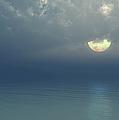 Moonlight Serenade by Georgiana Romanovna