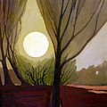 Moonlit Dream by Donald Maier