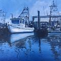 Moonlit Harbor by Jeffrey Neel McDaniel