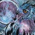Moonlit Wisdom  by Jodi Mahaffey