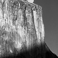 M-m6506-e-bw-moonrise Over El Capitan At Sunset  by Ed  Cooper Photography