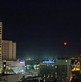 Moonrise Over New Orleans by Linda Eszenyi
