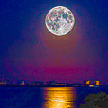 Moonrise by Richard Goldman