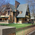 Moore-dugal House by David Bearden