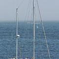 Moored In Matanzas Bay by D Hackett