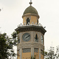 Moorish Clock Tower In Guayaquil by Robert Hamm