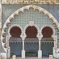 Moorish Fountain Of Sintra by Moura Pereira