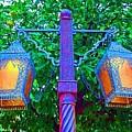 Moorish Lantern by Jost Houk