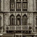Moorish Style Windows Venice Monotone_dsc1450_02282017 by Greg Kluempers