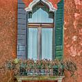 Moorish Window And Texture Venice_dsc5350_03052017 by Greg Kluempers